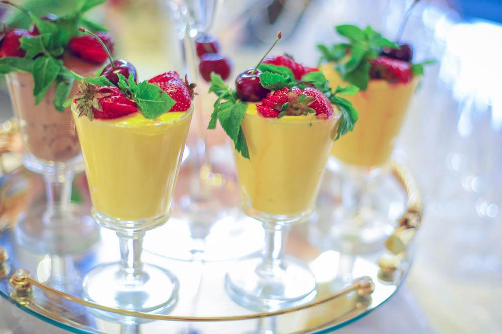 Opciones de catering para  Fiesta Infantil