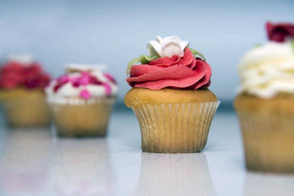 ¡Decora tu fiesta con cupcakes!