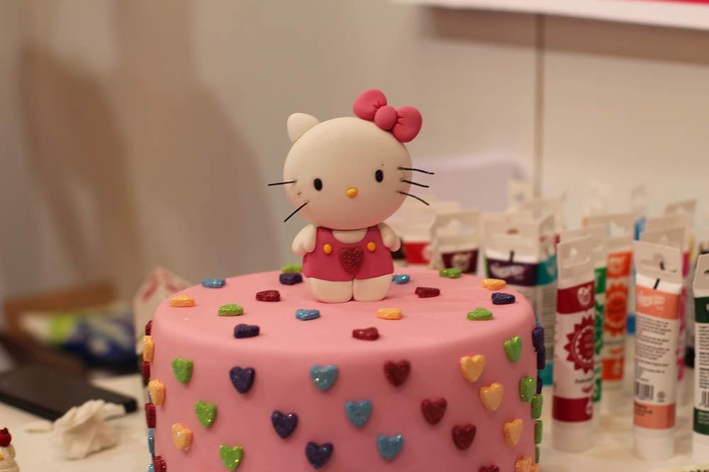 Decoración para niñas: Hello Kitty