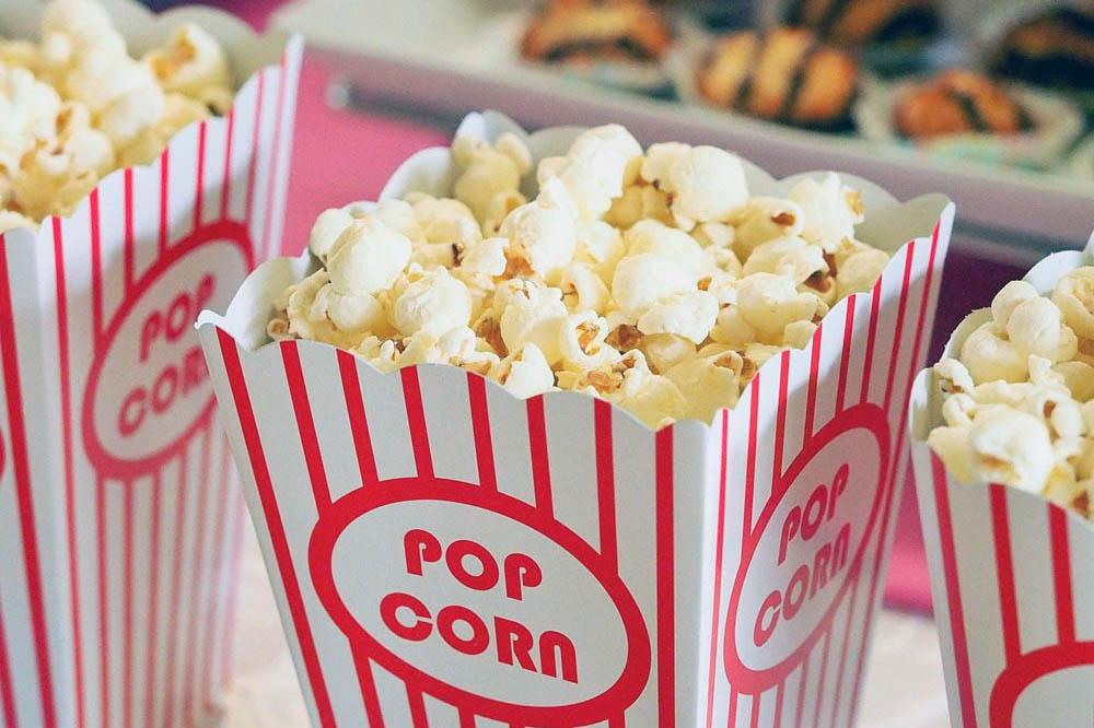El Infaltable Pop Corn en fiestas infantiles